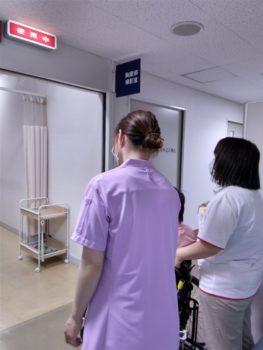 土谷総合病院 病棟の様子